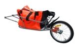 Fahrradanhänger Lastenanhänger Einrad mit Tasche