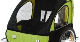 Helmpflicht - Helm im Fahrradahänger tragen?