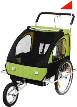 babyschale für fahrradanhänger test