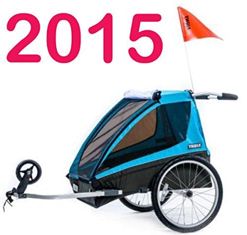 thule coaster kinderanh nger 2015 incl buggyrad test. Black Bedroom Furniture Sets. Home Design Ideas