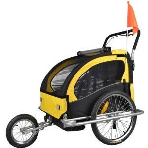 Welches Fahrrad für Kinderanhänger?