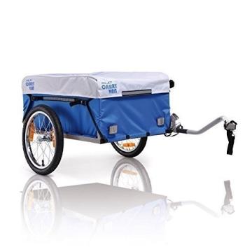 XLC Carry Van Lastenanhänger 2015