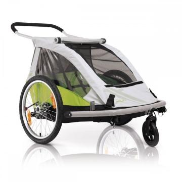 Fahrrad-Kinder-Anhänger XLC 20' Duo
