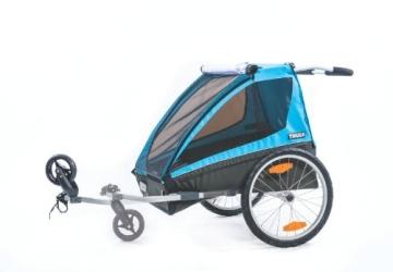 Thule Coaster Kinderanhänger 2015 - incl. Buggyrad